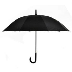 payung hitam custom